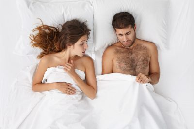 erectile problems with couple