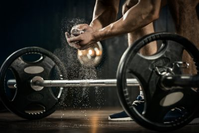 fitness and weight lifting