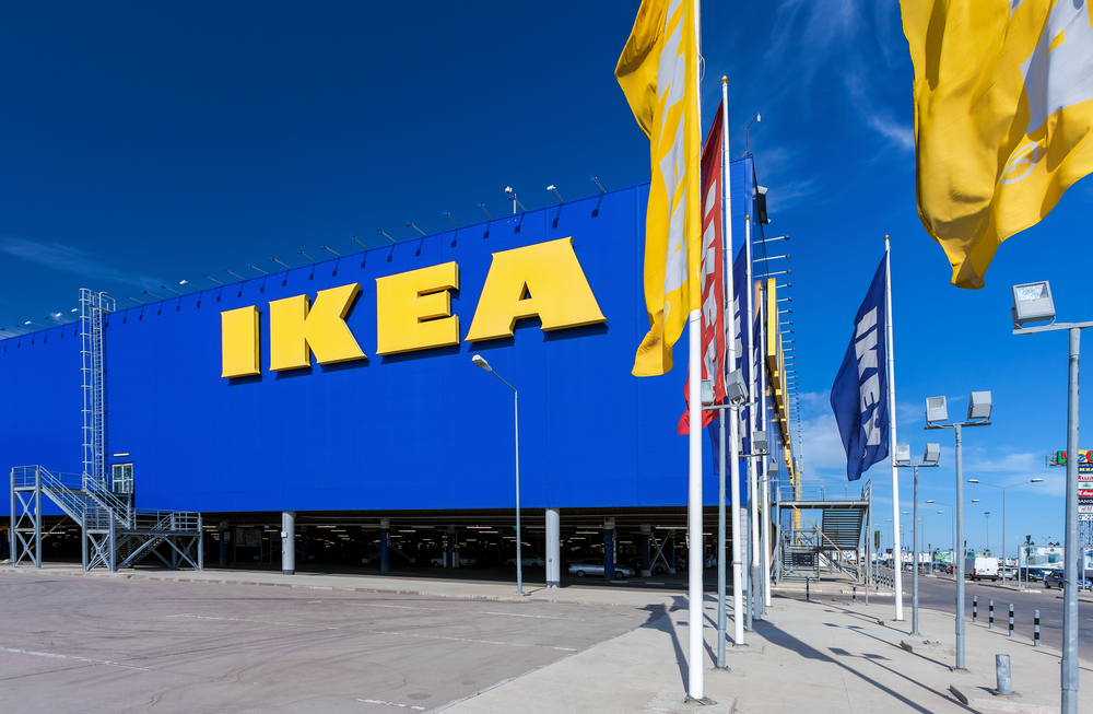 Watch Out For Ikea's Largest Store
