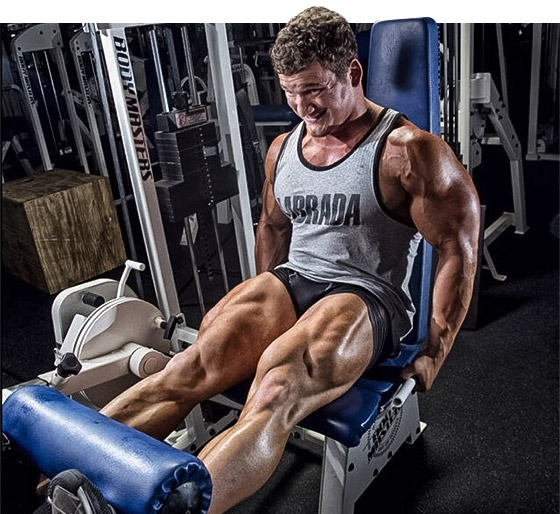 Start Building Your Leg Muscles Today