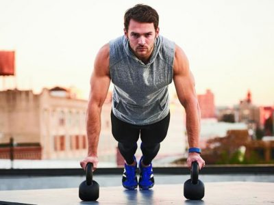Chest Exercises for a Firmer Upper Body