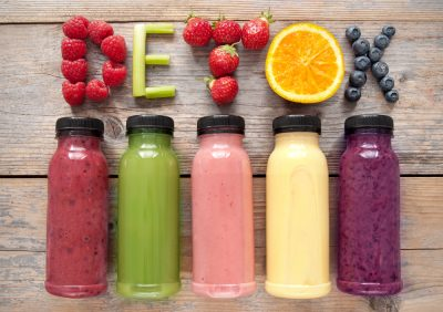 detox fruit juices not as effective as Progentra