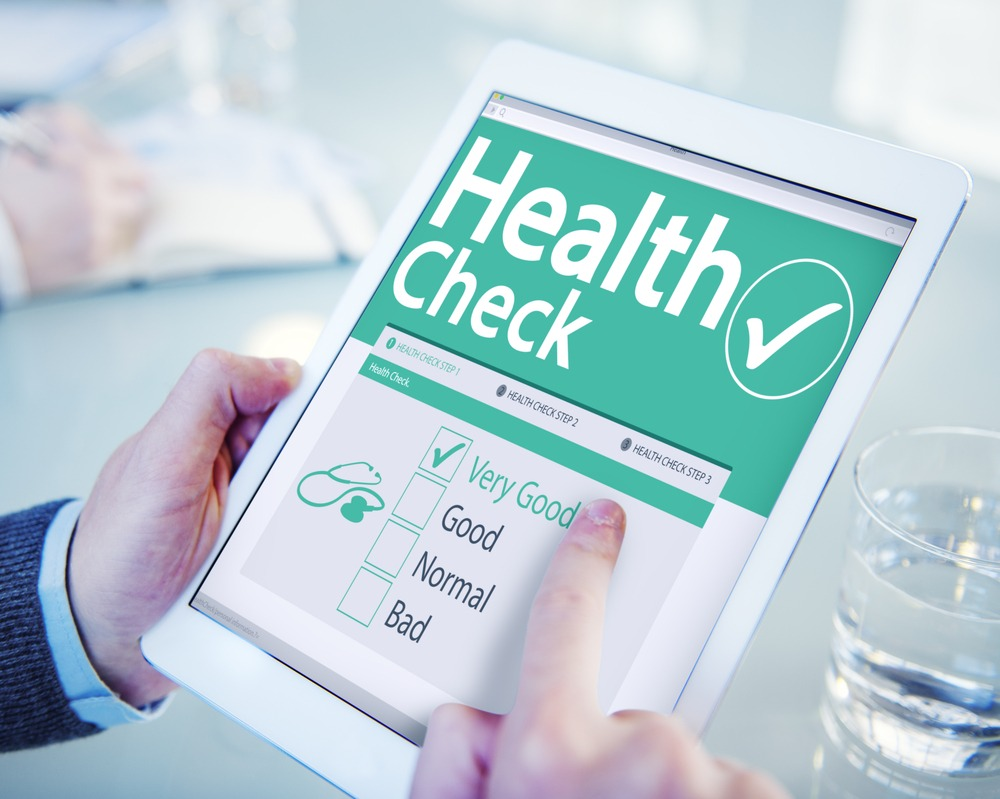 Health Checks Every Man Needs