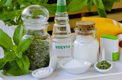 sugar substitute different forms of stevia sweetener