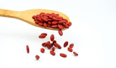 iron supplement tablets