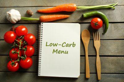 low carb menu